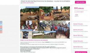reconstruction mandan