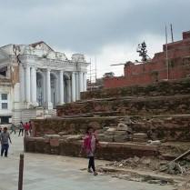 Dubar square nepal 2015